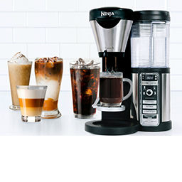 coffee makers, espresso makers and tea kettles