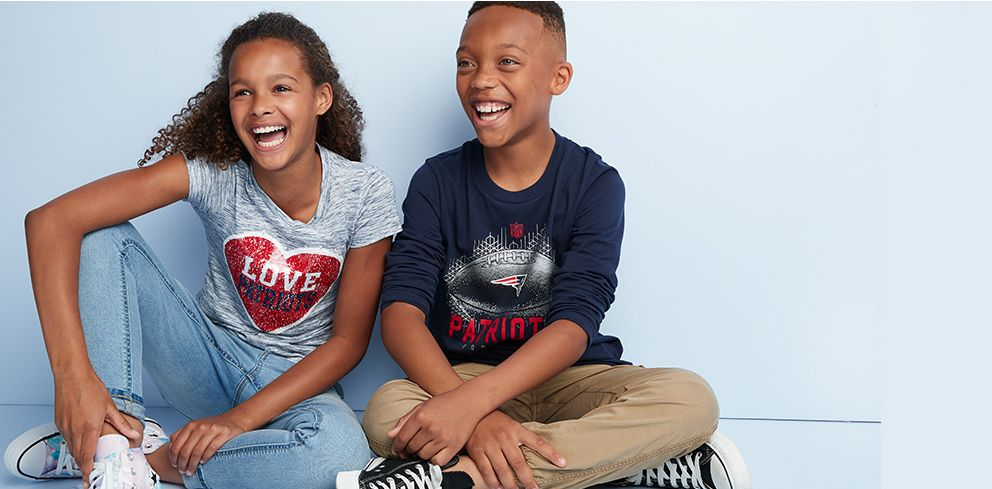 9c2dc740b3 Kid's Clothes: Find Kids Clothing | Kohl's