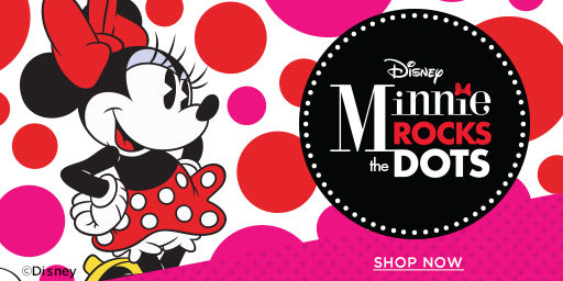 Minnie Mouse Rocks the dots