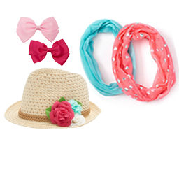 Kids Hats, Kids belts, purses & accessories