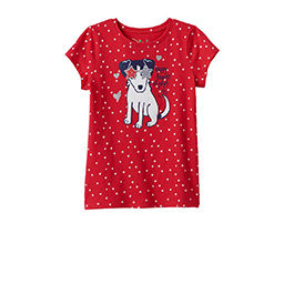 Girls Graphic Tees