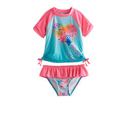 swimsuits and rash guards for girls