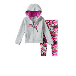 Girls' Activewear and gym clothes