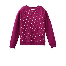 girls hooded sweatshirts