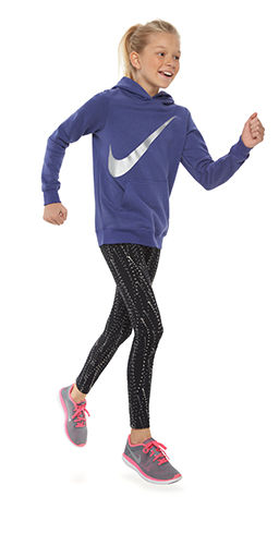 Girls Active Clothes