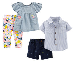 898092891642 40-50% off. Carter's® and sonoma goods for life™. clothing for kids.