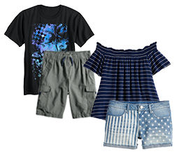 cb007262 Kid's Clothes: Find Kids Clothing | Kohl's