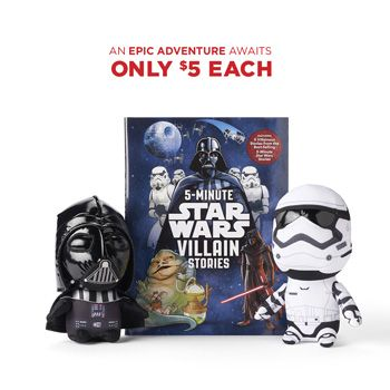 Kohls Cares Star Wars Book and Plush