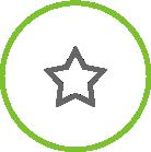 Simplicity Star Icon