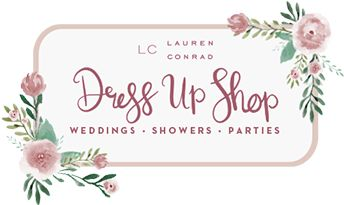LC Lauren Conrad Dress Up Shop: Weddings, Showers, Parties