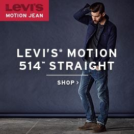 Levi's Motion 514 Straight
