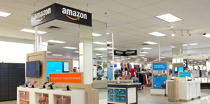 amazon returns smart home in kohl s stores kohl s