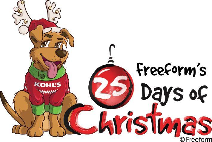 Freeform's 25 Days of Christmas—© Freeform