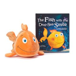 Kohls Cares The Fish with the Deep-Sea Smile Book