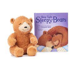 Sleep Tight Sleepy Bears book