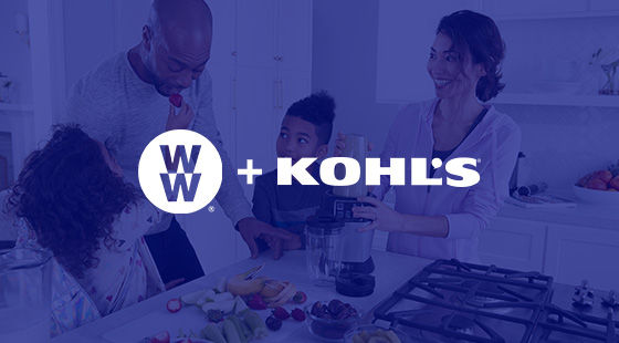 Weight watchers and Kohls