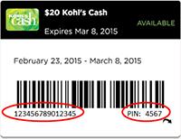 Kohl's Cash App
