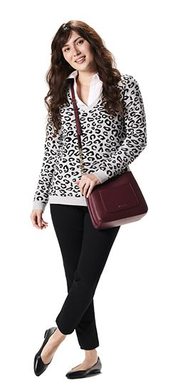loving leopard look