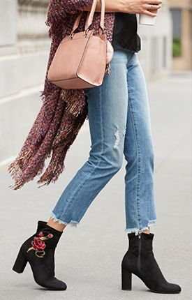 Mix The Newest Trends With Tried And True Essentials For Style That Looks Great Everywhere You Go
