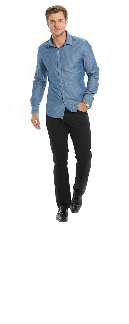 Marc Anthony long-sleeved button-downs