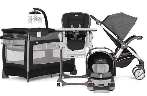 shop strollers and baby gear