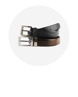mens belts & suspenders