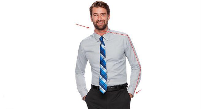 Men S Dress Shirts Button Down Shirts Kohl S