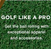 Golf Like a Pro