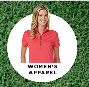 Women's golf apparel