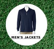 Men's golf jackets