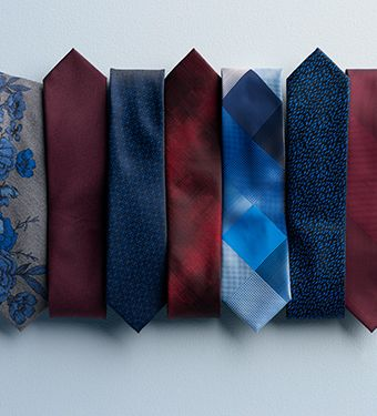Men's Ties: Shop Quality Neckties For Any Occasion | Kohl's