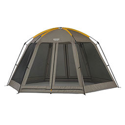 Screened Tents, Screened Canopies, Screen room, Screen house, screen shelters
