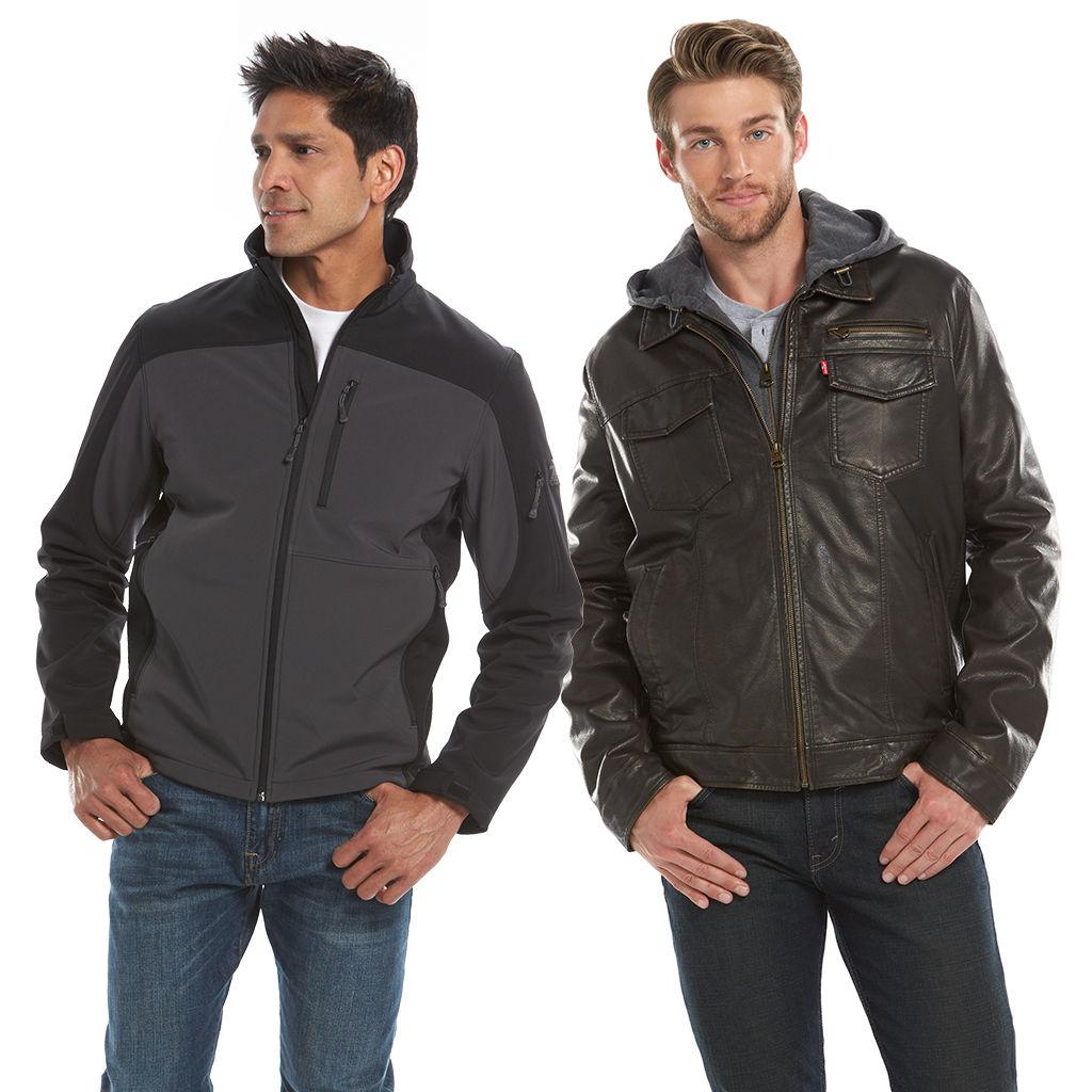 mens coats, jackets