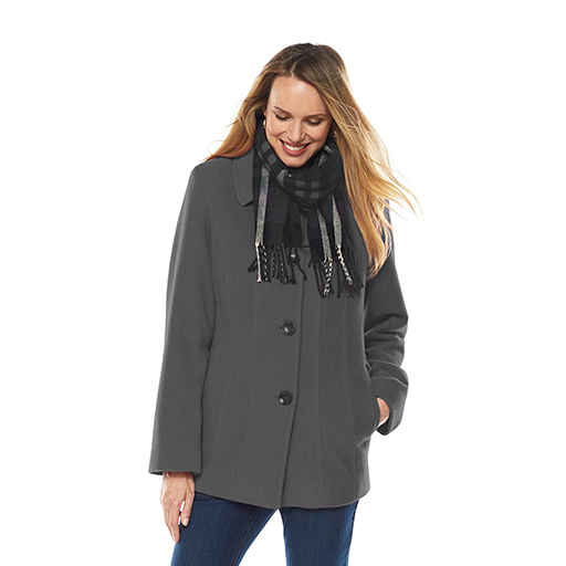 Womens Coats and Jackets: Womens Peacoat, Parka & Leather