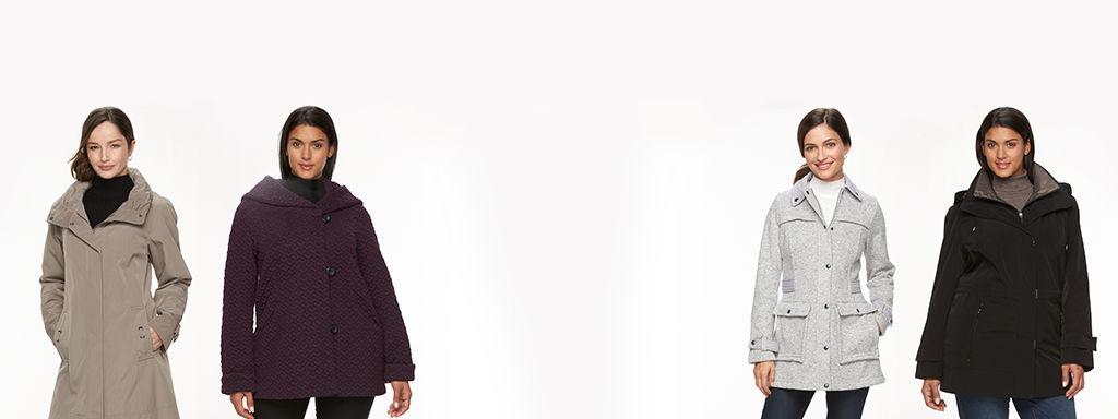 womens trends, coats, jackets
