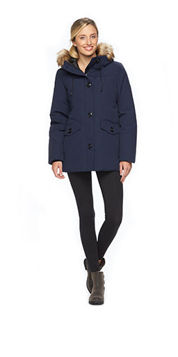 womens parks jackets and coats