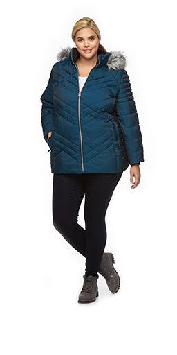 womens parka jackets and coats