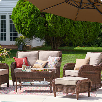 Patio Furniture Outdoor Furniture Kohl S