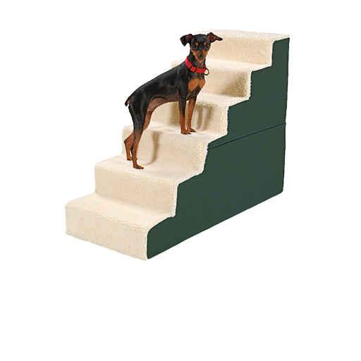 Steps, ramps