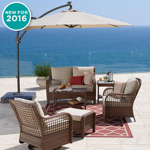 Sonoma Ravine Patio Furniture