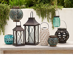 Patio Decor & Outdoor Decor