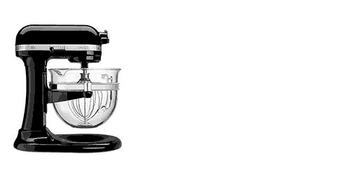 Receive a FREE Ice Cream Maker attachment (a $79.99 value) by mail, with  purchase of select KitchenAid Pro 600