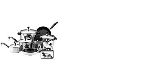 Farberware Rebate. Farberware Neat Nest 10pc. Nonstick Cookware Set