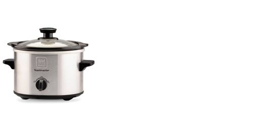 Toastmaster 1.5-qt. Stainless Steel Slow Cooker