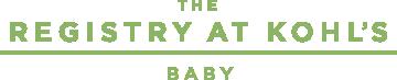 Kohl's baby registry