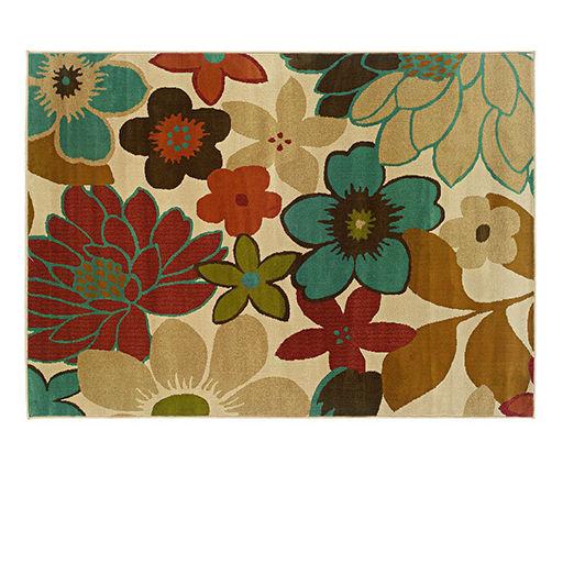 Floral Rugs