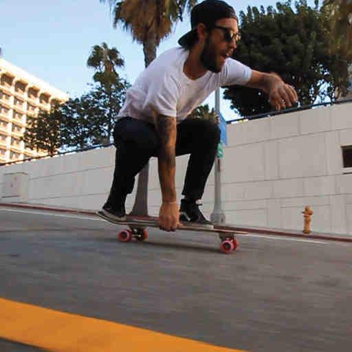 skates and skateboards