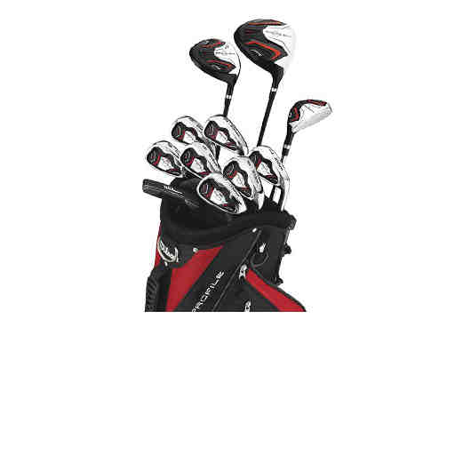 golf clubs and club sets