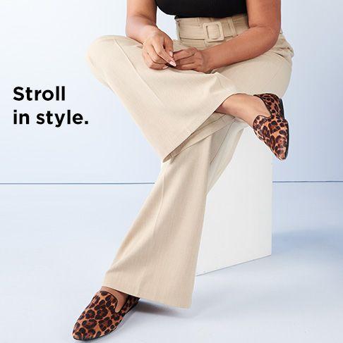 Stroll in Style