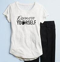 586dd1a9291 Womens T-Shirts Tops   Tees - Tops